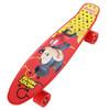 Disney 迪士尼 儿童滑板四轮单翘刷街滑板新手初学代步小鱼板米奇   ACD41232-A