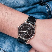 卡西欧 手表指针系列 男士石英手表