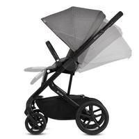 Cybex 赛百适 BALIOS S 婴儿推车 (曼哈顿灰、可拆卸、可折叠、四轮推车、轻便推车)