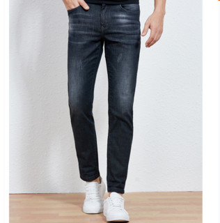 TRiES 才子 55191E0220 男士牛仔裤