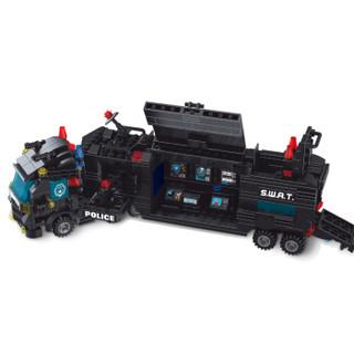 Wangao 万高 积木玩具兼容乐高拼装军事 93518盒装 (小颗粒)
