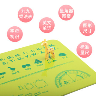 YA ZHI JIE WAN JU 亚之杰玩具 乐高积木小颗粒畅玩300粒蓝色   YZJ-001