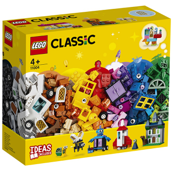 百亿补贴 : LEGO 乐高 Classic经典系列 11004 创意之窗