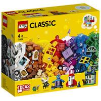 百亿补贴:LEGO 乐高 Classic 经典系列 11004 创意之窗