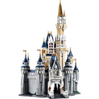 LEGO 乐高 迪斯尼公主系列  迪斯尼城堡   41062