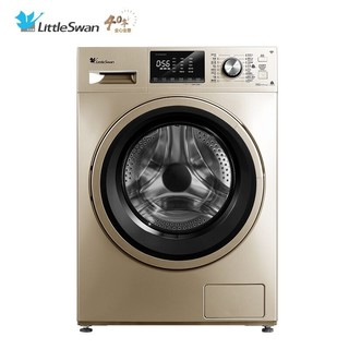 LittleSwan 小天鹅 TG100V80WDG5 10公斤 滚筒洗衣机