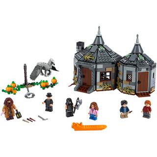LEGO 乐高 哈利波特Harry Potter海格小屋-营救巴克比克8岁 75947