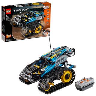 LEGO 乐高 机械组系列 42095 遥控特技赛车