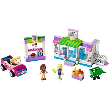 LEGO 乐高 朋友系列 41362 心湖城超市