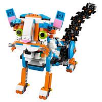 LEGO 乐高 头脑风暴 we do系列 教育 教具 系列 机器人拼装积木 17101 BOOST 5合1智能机器人
