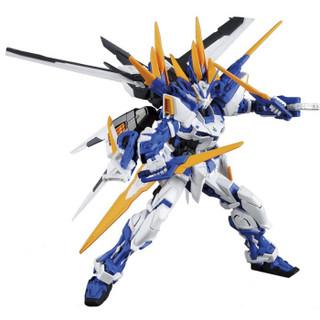 BANDAI 万代 MG版 高达拼装模型玩具  1/100 蓝色异端D型- 194359