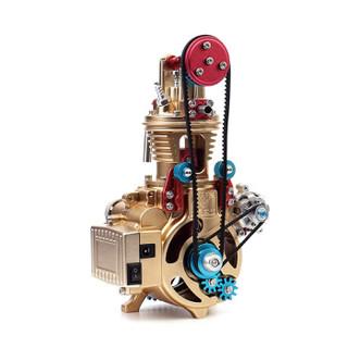 TECHING 土星文化 单缸汽车发动机模型  DM17