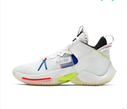 AIR JORDAN  WHY NOT ZER0.2 SE PF 男子篮球鞋