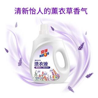 KOEN 奇强 洗衣液  2KG*2瓶