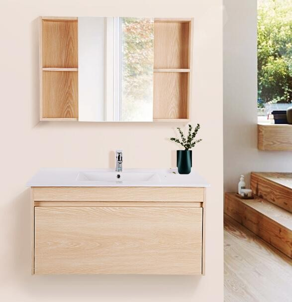 Roden 罗登  现代简约 实木浴室柜组合 RD-803