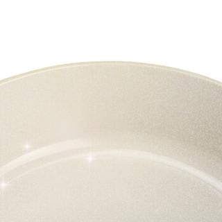 ATHENAIE 铸铝陶瓷不粘锅平底煎锅 26cm 绿色