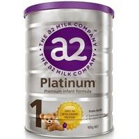 a2 艾尔 Platinum 白金版 婴幼儿奶粉 新版 1段 900g