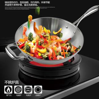 Tupperware 特百惠 美满人生锅具套装  5.7升 不锈钢色
