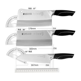SHIBAZI 十八子作 S1008 五件套纯净钢