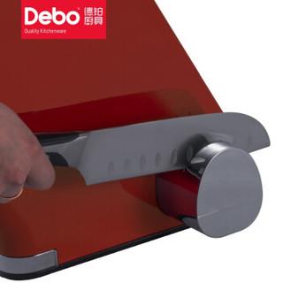 DEBO 德铂 DEP-808 刀具套装多功能收纳刀座组合6件套