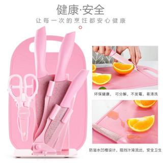华艾 防霉菜板 粉色猫