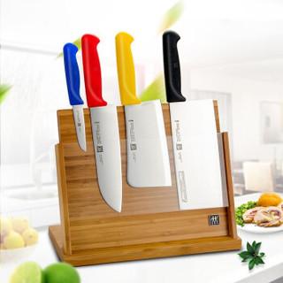 ZWILLING 双立人 38851-004-752 不锈钢刀具厨房5件套
