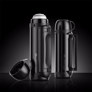 LEIDFOR 雷德夫 L044 家用户外保温瓶暖瓶 雅黑色2000ML