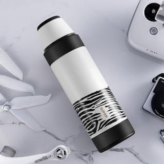SUPOR 苏泊尔 KC15DR10 新品保温户外旅行壶便携热水壶 雅白 1.5L