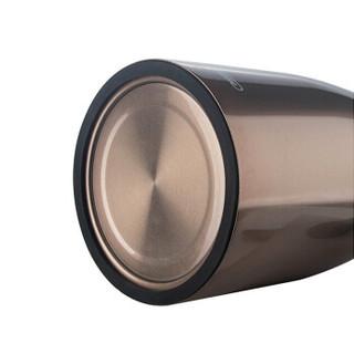 SKATER 斯凯达 434044 家用大容量不锈钢保温壶  玫瑰金款