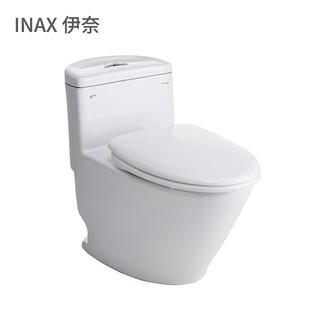 INAX 日本伊奈卫浴 CC1830 家用一体式虹吸马桶