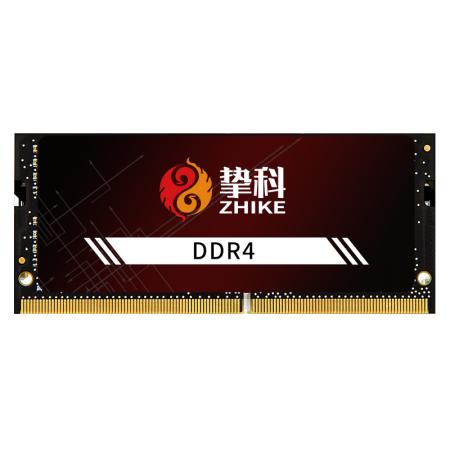 ZHIKE 挚科 复仇者 DDR4 3000 笔记本内存条 8GB