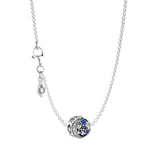PANDORA 潘多拉 LZPDL0109 星海之辰吊坠项链锁骨链套装  LZPDL0109 蓝色 LZPDL0109