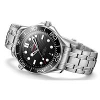 OMEGA 欧米茄 手表瑞表 海马系列机械表男表男士腕表 210.30.42.20.01.001