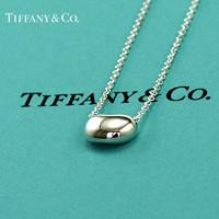 Tiffany&Co. 蒂芙尼 Bean 25185129  豆豆吊坠银项链