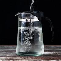 洁迪 飘逸杯泡茶壶 750ml + 6小杯