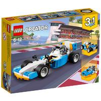 LEGO 乐高 创意百变组 31072 雷霆赛车