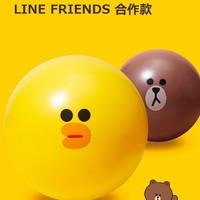 Keep LINE FRIENDS 10860 加厚防爆瑜伽球