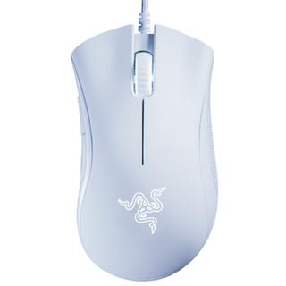 RAZER 雷蛇 炼狱蝰蛇 标准版 游戏鼠标 6400DPI 白色
