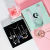 晓色 耳环星期套装系列珍珠耳钉女水晶气质日韩版时尚耳饰女项链礼盒送礼品 星期礼盒套装系列