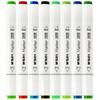 晨光(M&G)文具48色快干双头马克笔纤维笔头涂鸦绘画笔 48支/盒APMV0903