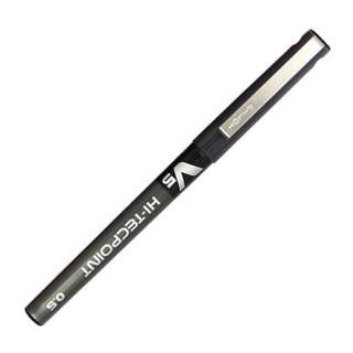 凑单品 : PILOT 百乐 BX-V5 直液式中性笔 0.5mm 黑色 1支装