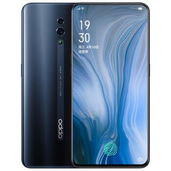 OPPO Reno 游戏手机全网通 (6GB、128GB、4G、黑色)