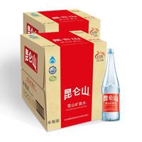昆仑山 天然矿泉水 1.23L*12瓶