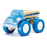 德国(Hape)皮卡卡车男孩儿童赛车玩具车小汽车儿童玩具 3岁+ E5550  男孩女孩生日礼物
