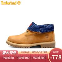 Timberland 添柏岚 男鞋翻靴 6723B 6723BW