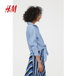 H&M 0739267 女士衬衣