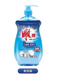 雕牌除菌洗洁精1.02kg*3瓶
