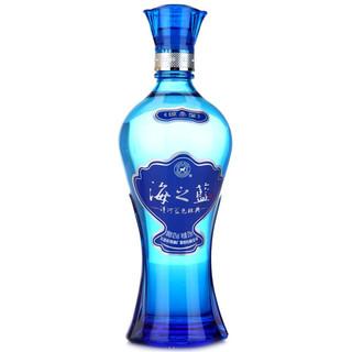 YANGHE 洋河 海之蓝 浓香型白酒 42度 375ml *2件