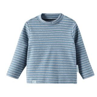 PurCotton 全棉时代 男童长袖T恤 *3件
