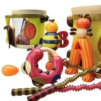 B.Toys 儿童砰砰打击乐团